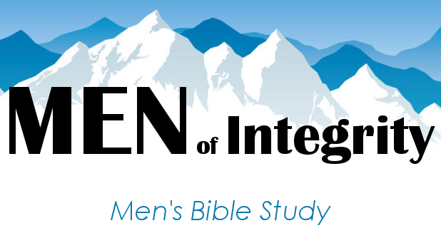 Men of Integrity Men's Class